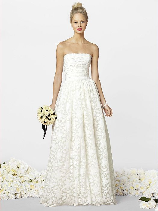 1000  ideas about Dessy Collection Wedding Dresses on Pinterest ...