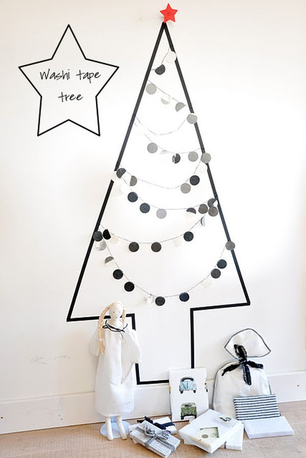 """This is actually cute. My room is big enough to be an apartment, so I'll need my own """"tree""""!"""