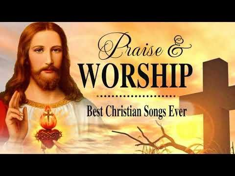 Top 100 Christian Worship Songs of All Time - Gospel Music