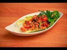 wunderbares Kısır ∼ Türkischer Bulgursalat ~ Rezept Recipe & Video