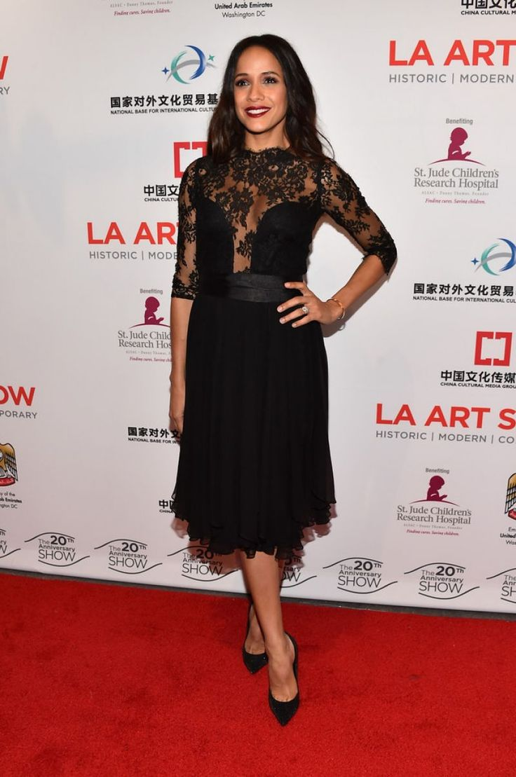 Dania Ramirez - LA Art Show 2015 Opening Night Premiere Party