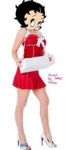 Betty Boop on Pinterest   Cartoon, Nurses and Pin Up