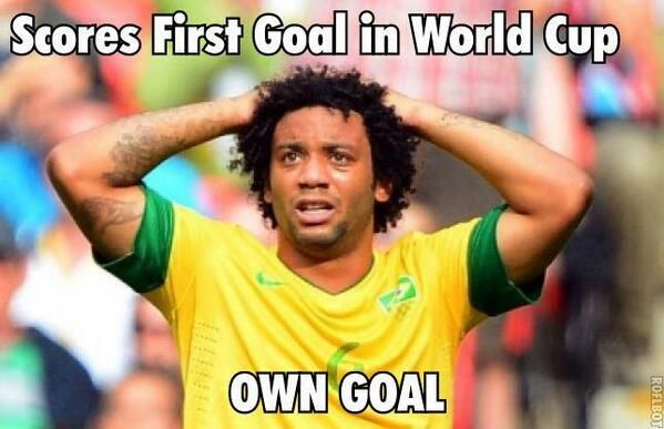 The World Cup Got Off To A Super Sad Start For Brazil