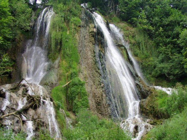 Cascada Clocota, Geoagiu Bai