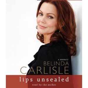 Just finished #reading Lips unsealed by #Belinda #Carlisle. Totally impressed by her life. Now I love her songs even more!
