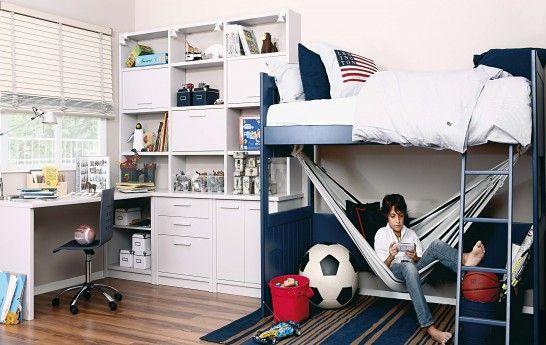 habitacion juvenil chico