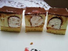 ...Moje Słodkie Piekiełko...: Dupa Pawiana- ciasto z ciepłymi lodami:)
