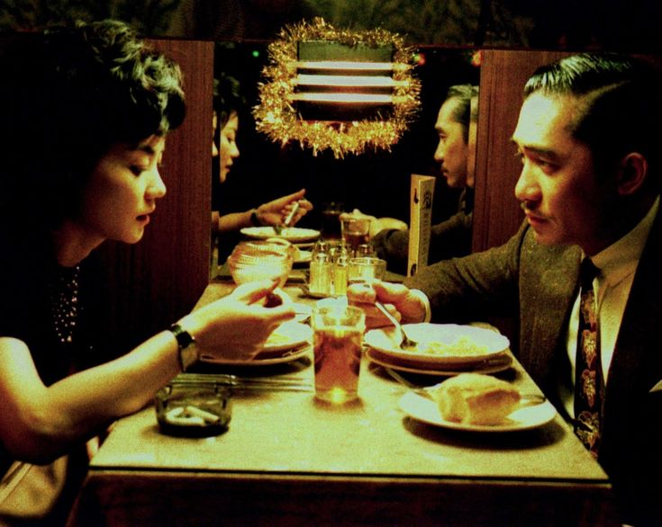 kar wai wong in the mood for love