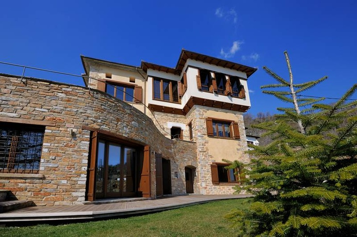 Mountain Stone House Philippitzis & associates » Blog Archive » Εξοχική κατοικία – Βυζίτσα