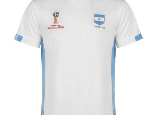 4e460f057 FIFA World Cup 2018 – Argentina T-Shirt (White)