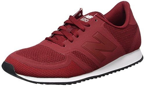 New Balance Herren U420DV1 Sneakers, Rot (Red), 42.5 EU - http://uhr.haus/new-balance/new-balance-herren-u420dv1-sneakers-rot-red-42-5-eu
