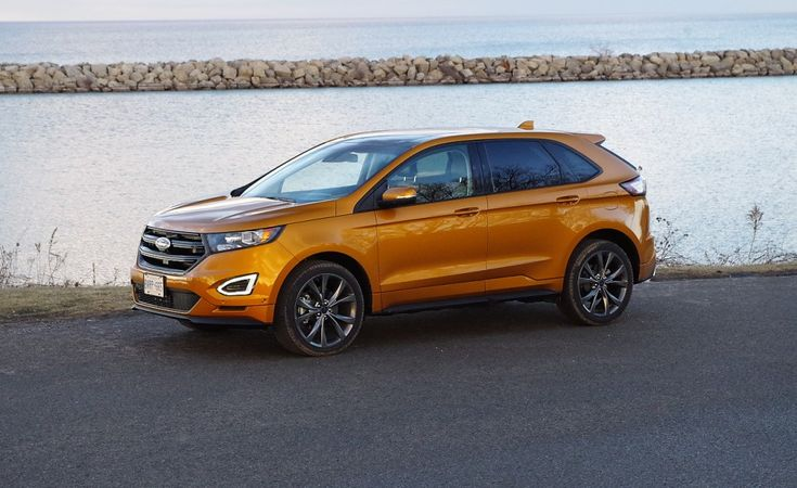 Test Drive: 2016 Ford Edge Sport AWD