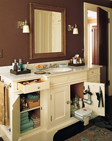 Bathroom Vanity Organization 32 best bathroom organization images on pinterest | bathroom