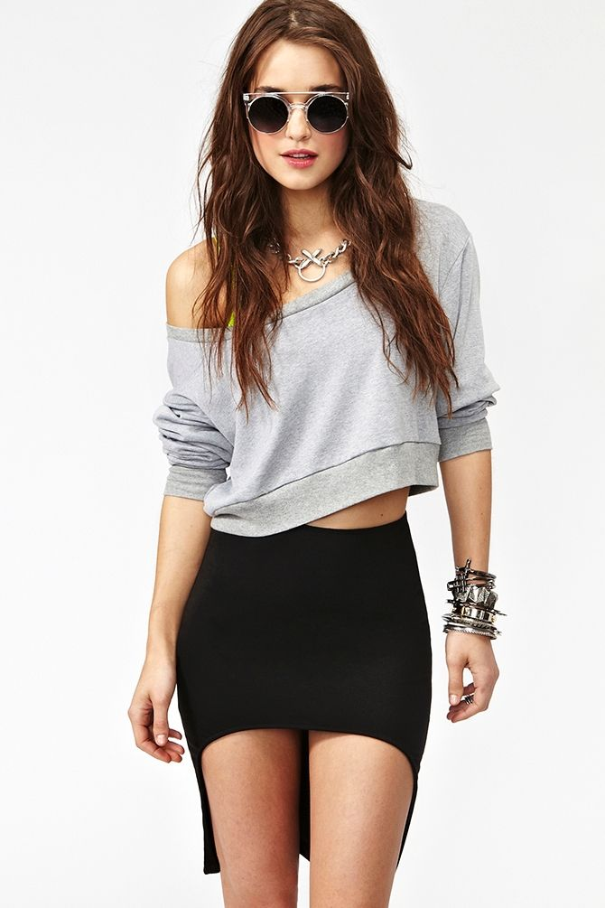 Shape Up Skirt in Clothes Bottoms Skirts at Nasty Gal