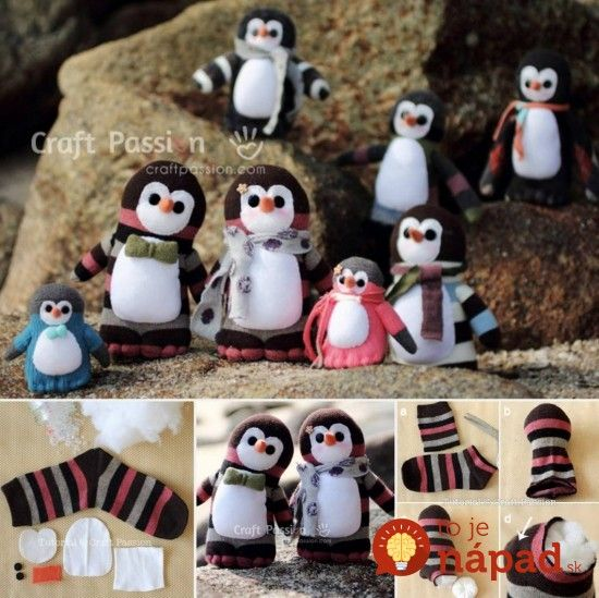 penguin-sock-family-free-pattern-550x549