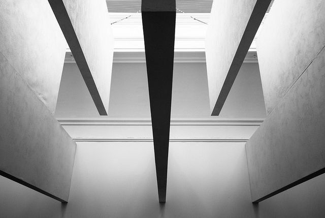#sensingspaces exhibition in royal academy of art in #london #abstract #perspective