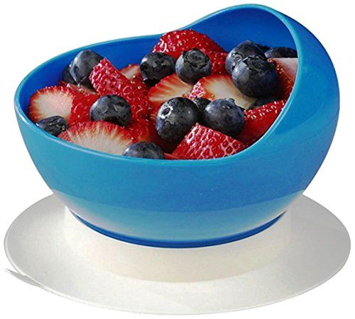 Scooper Bowl with Suction