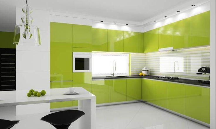 modern kitchen cabinet colors karliejustus - Modern Kitchen Cabinets Colors