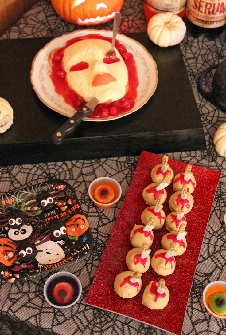 806 best Halloween Party / Games / Party Food Ideas images on ...
