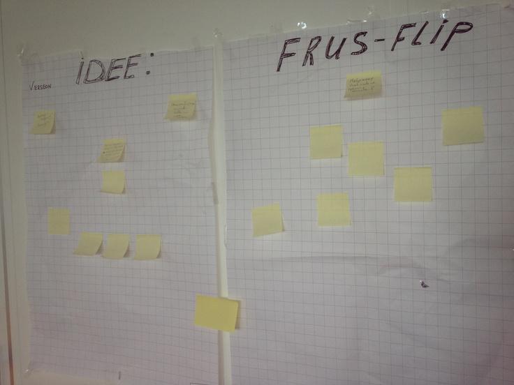 Evaluatie van een workshop: welke ideeen geef je de trainer/Facilitator mee, welke frustratie heb je (nog)?