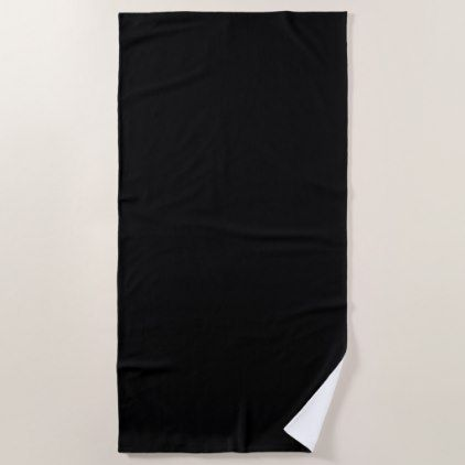"""70"""" x 35"""" Template change color add TEXT IMAGE Beach Towel - image gifts your image here cyo personalize"""