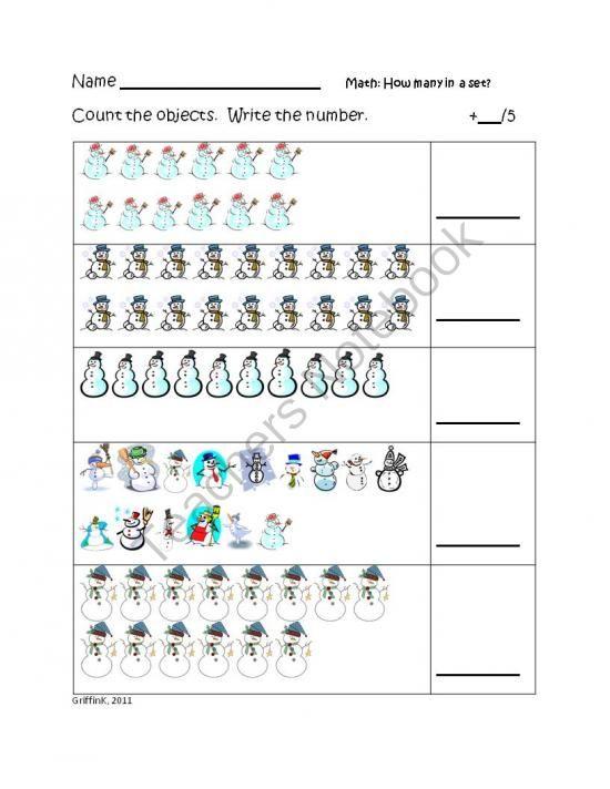 101 best kindergarten math images on Pinterest | Teaching ideas ...