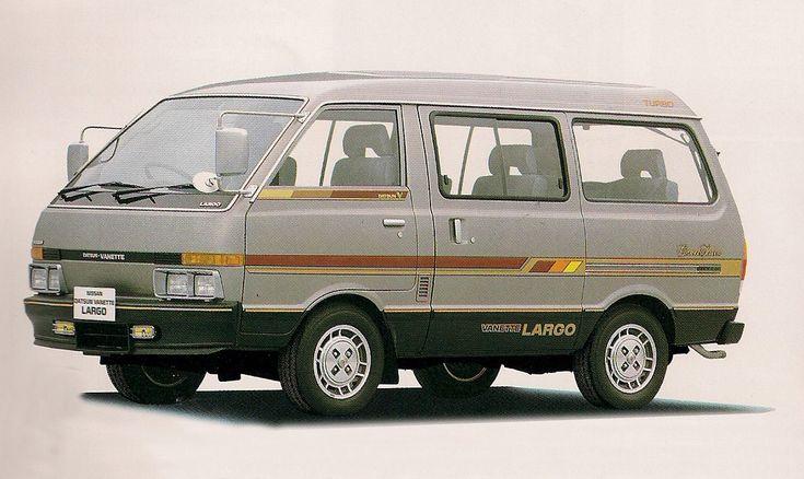 Nissan Largo Super Saloon SV