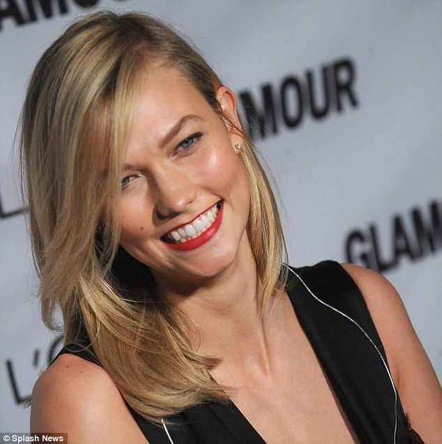 Karlie Kloss transforms into a fiery redhead forL'Oréal campaign   Daily Mail Online