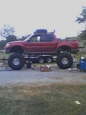 Lifted Sport Trac Trucks Sport Trac Ford Sport Trac Ford
