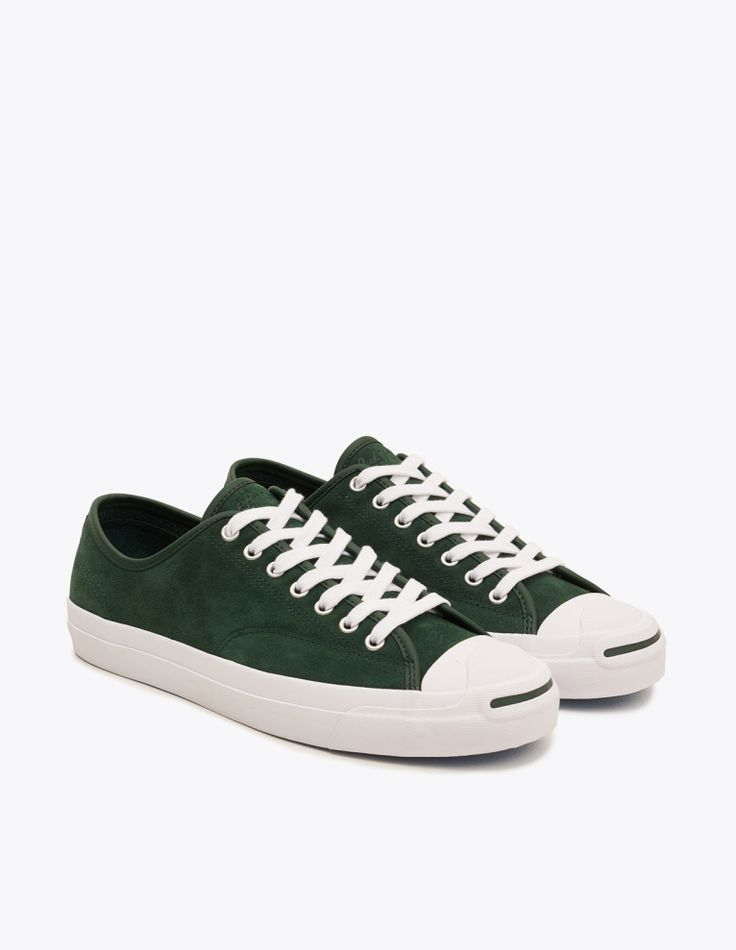 Polar Skate Co. - Jack Purcell Pro Deep Emerald | TRÈS BIEN