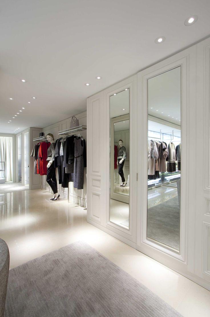 #retail #glass #luxury #glamour #vetro #mirror #mirrors #glam #design