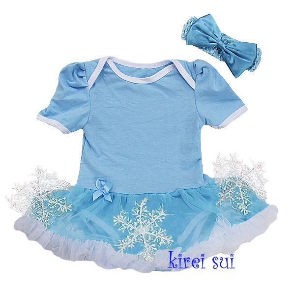 Frozen - Baby peuter jurk prinses Elsa met sneeuwvlokken op de jurk. http://www.mijnwebwinkel.nl/winkel/dottig/c-2819160/frozen-elsa-en-anna/