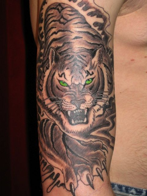 26 best black grey tattoos images on pinterest best
