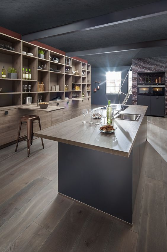 Ponad 25 najlepszych pomysłów na Pintereście na temat Offene küche - offene küche planen