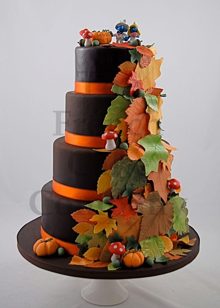 ... Mariage Automne - Bruidstaart  Wedding Cakes  Pinterest  Mariage
