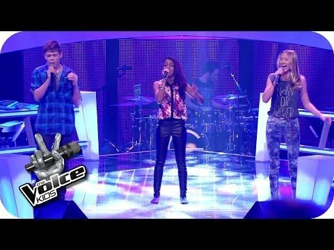 Battle: Say Something (A Great Big World) | The Voice Kids 2014 Germany | Battle