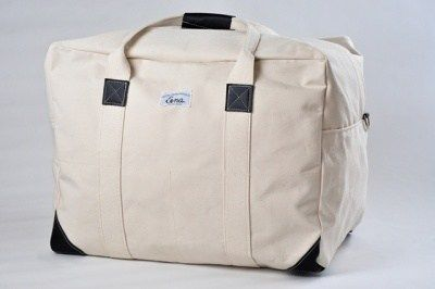 Kit Bag | Beckel Canvas | Wall Tents & Luggage