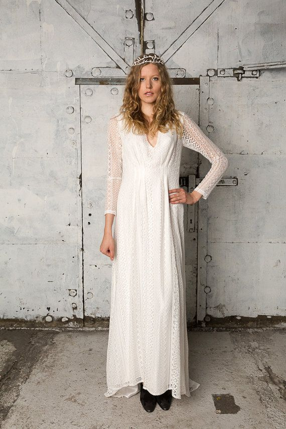 Janine dress by IndiebrideLondon on Etsy