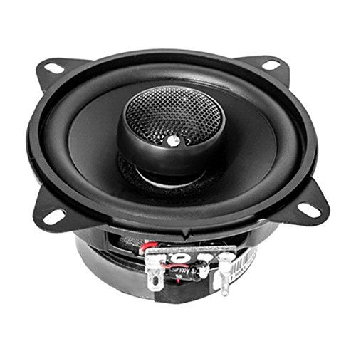 """Orion XTR40.2 4"""" 2-Way XTR Series 250W Coaxial Speaker. Power Handling: Peak: 250 watts per pair / RMS: 90 watts per pair. UV Coated fiber blended cones for excellent durability. Butyl rubber surrounds provide enhanced excursion. Single interlaced conex spiders. Stamped steel baskets with Euro mounting configurations."""