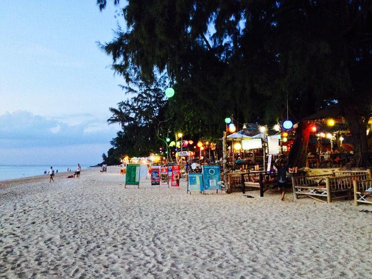 Long beach, Koh Lanta
