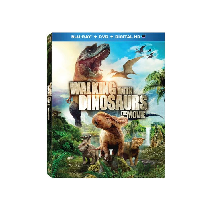 Walking with Dinosaurs (2 Discs) (Blu-ray/Dvd)