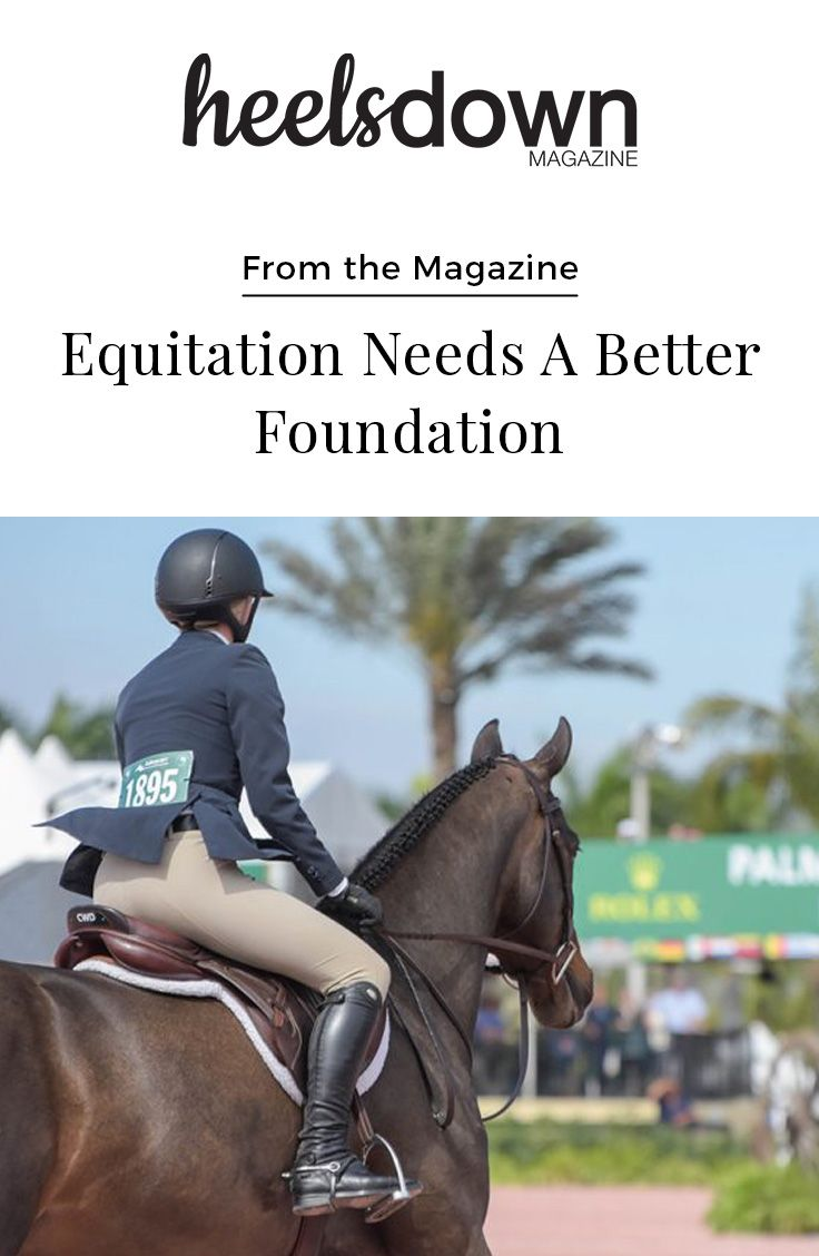 If there's one thing judges in the hunter and equitation ring can agree on, it's that riders and trainers need more education in regards to what judges are looking for. [Read more...]