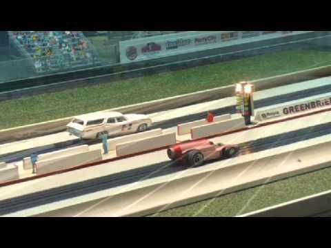 HO scale Slot Car Wheelie Standers & Jet Cars