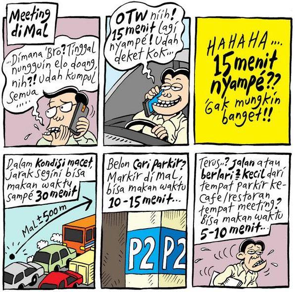 Mice Cartoon, #KomikJakarta Oktober 2014: Meeting Di Mall