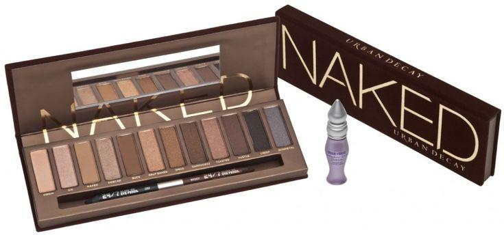 Tutoriel: maquillage neutre avec la palette Naked
