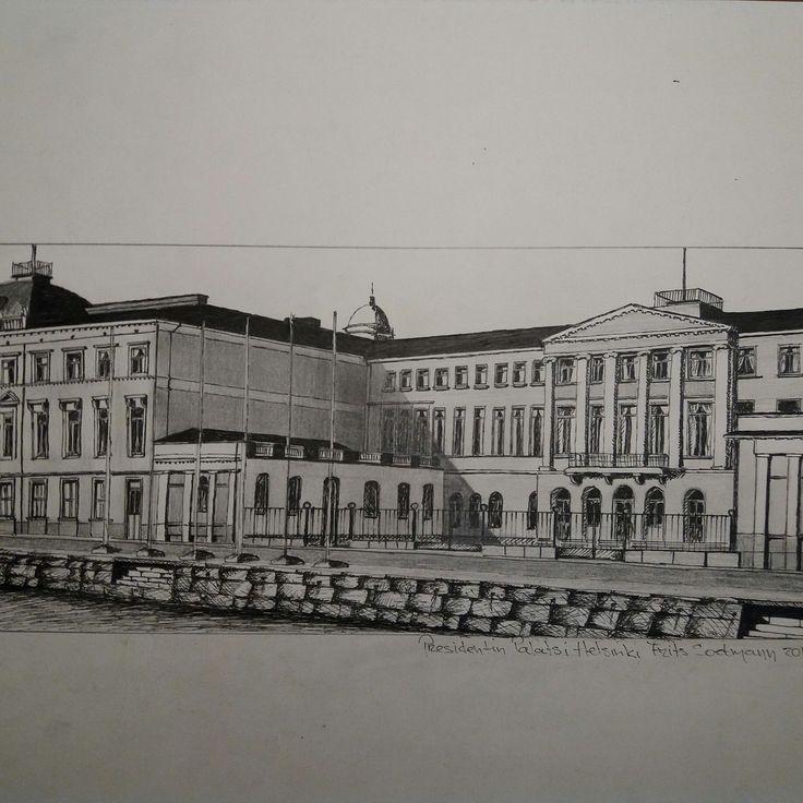 Presidentin palatsi