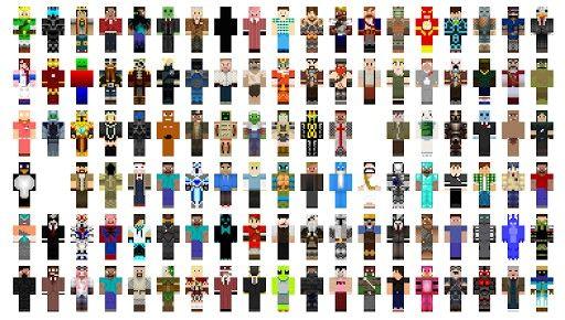Gallery For > Star Wars Minecraft Skins | kandy ...