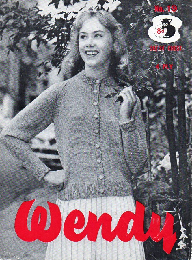 "girls cardigan knitting pattern classic button through 4ply cardigan v neck 26-34"" 4 ply fingering girls knitting pattern pdf download by Minihobo on Etsy"