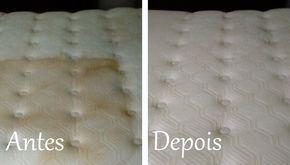 Sem dúvida nenhuma esta é a maneira mais eficaz de se limpar o colchão e dar um fim nos problemas alérgicos causados pelo ácaro. Colchão limpo e sem odores e tudo natural. Receita: https://www.centraldasdicas.com.br/colchao-fim-dos-acaros-e-odores/