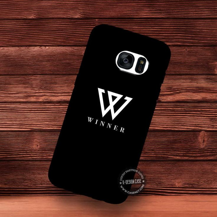 Winner Logo Yg Artist Collection - Samsung Galaxy S7 S6 S5 Note 7 Cases & Covers